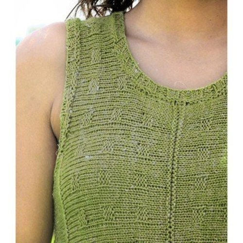 Knit One Crochet Too 2204 Pyramid Tank -  ()