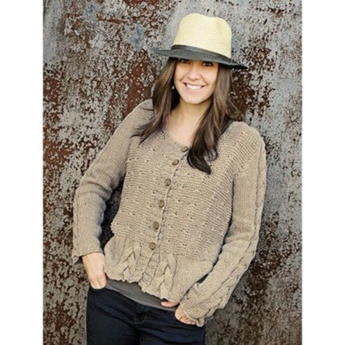 Knit One Crochet Too 2226 Trestle Cardi -  ()