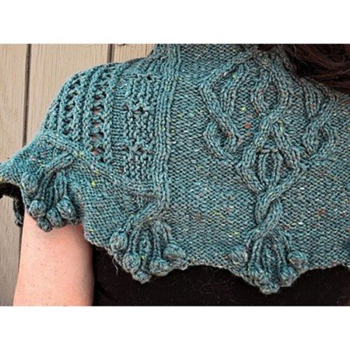 Knit One Crochet Too 2250 Celtic Jewel Shawl -  ()