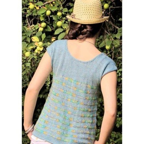 Knit One Crochet Too 2312 Rip Tide Tee -  ()