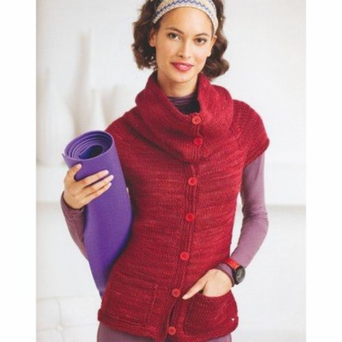 Knit Red -  ()