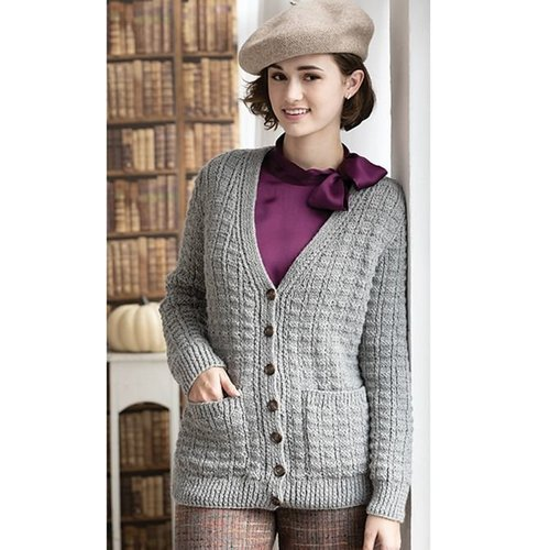 Knit Simple 08 Cardigan Kit -  ()