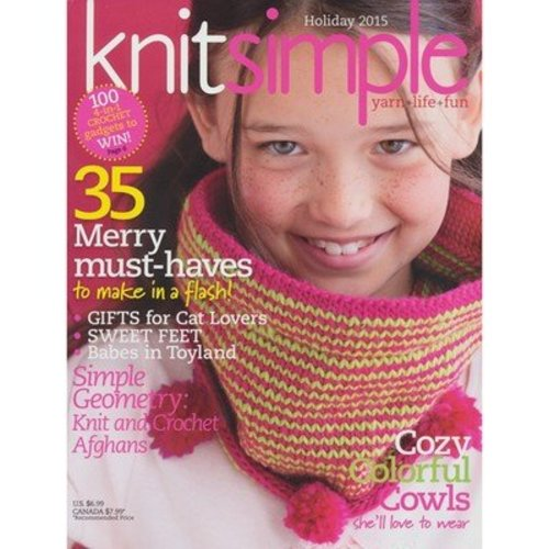 Knit Simple Knit Simple Magazine - Holiday -  ()