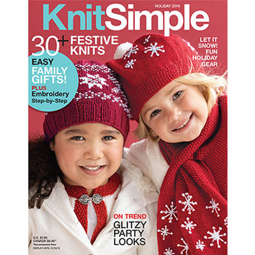 Knit Simple Magazine - Holiday -  ()