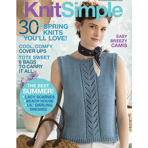 Knit Simple Magazine - Spring/Summer 2020 (SS20)