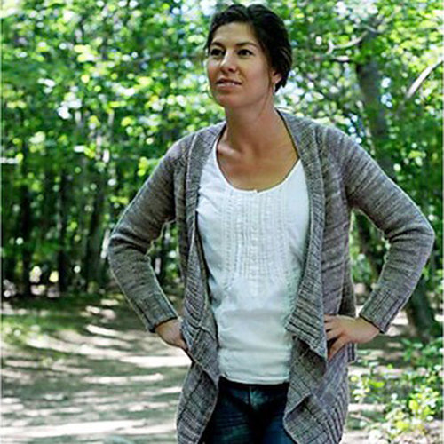 Knitbot Effortless Cardigan PDF -  ()