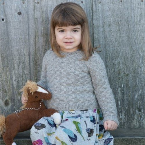 Knitbot Little Coastal Pullover PDF -  ()
