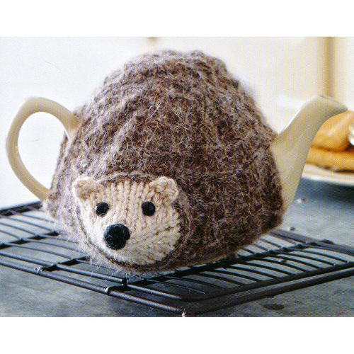 Knitted Animal Cozies -  ()