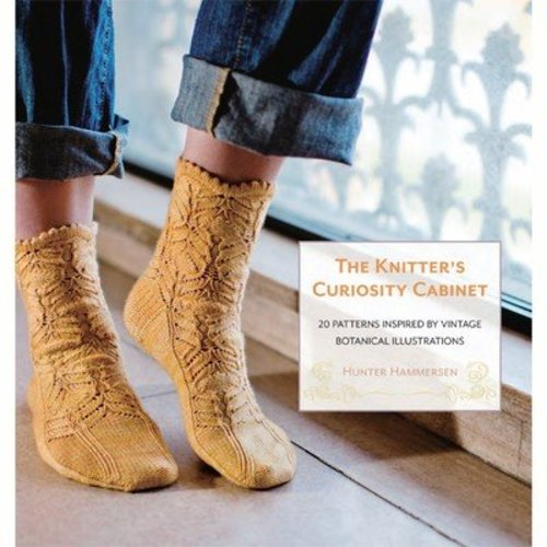 Knitter's Curiosity Cabinet eBook -  ()