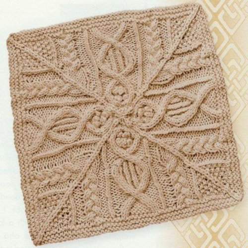 Knitter's Magazine The Great American Aran Afghan -  ()