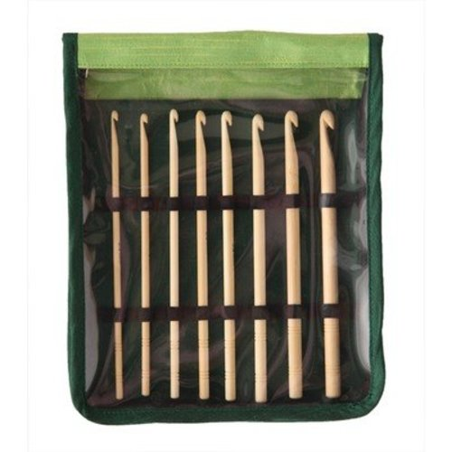 Knitter's Pride Bamboo Crochet Hook Set -  ()