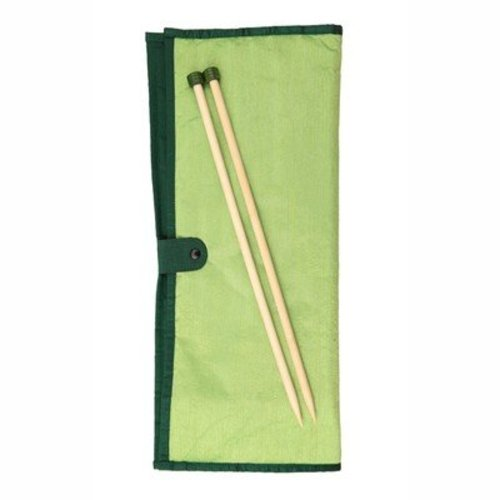 "Knitter's Pride Bamboo Single Points Needle Set 10"" -  ()"