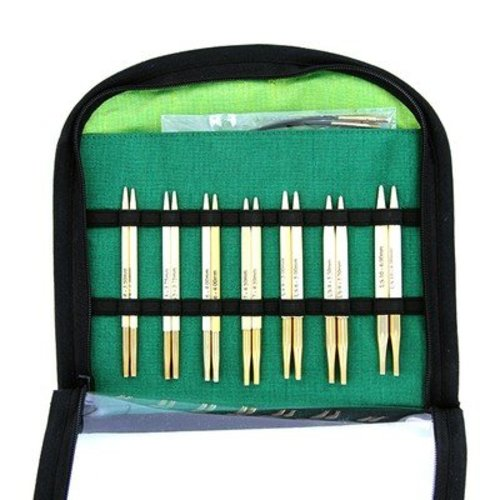 Knitter's Pride Bamboo Special Interchangeable Circular Needle Set -  ()