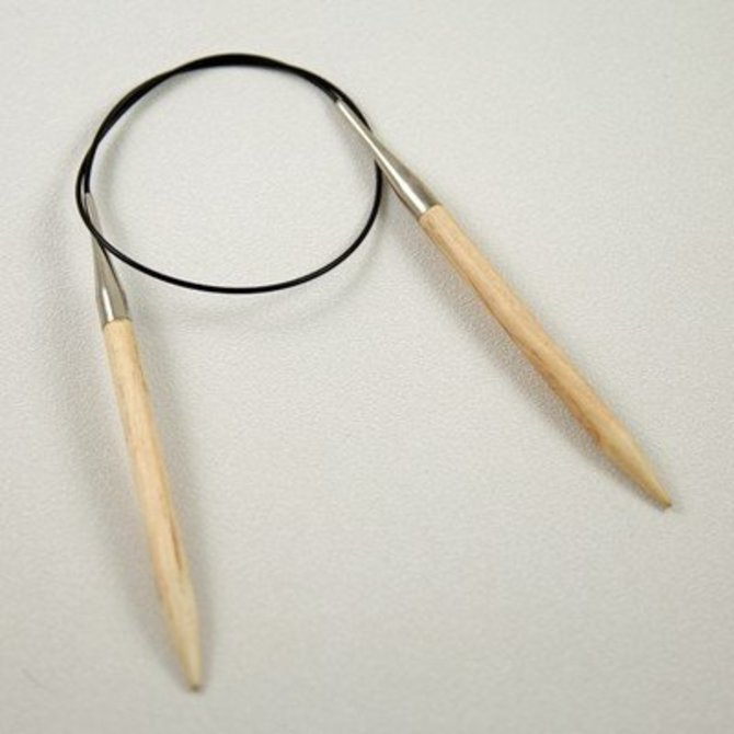 """Knitter/'s Pride-Bamboo Fixed Circular Needles 24/""""-Size 15//10mm"""