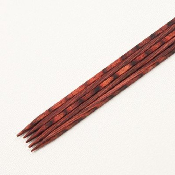 """6/"""" inch Bamboo Knitting Needles Double pointed needle set  DPN DP US 11 13 15"""
