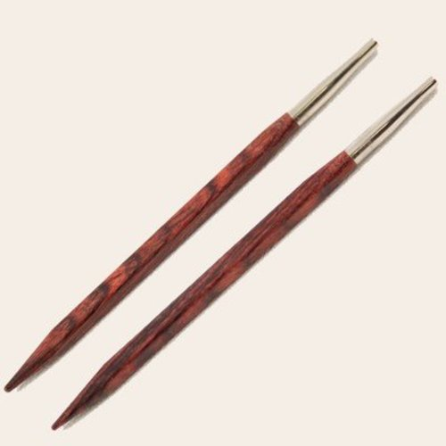 Knitter's Pride Cubics Interchangeable Circular Needle Tips - US 10, 6.0mm (10)