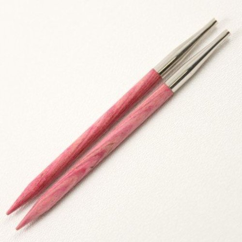 Knitter's Pride Dreamz Interchangeable Circular Needle Tips - US 10, 6.0mm (10)