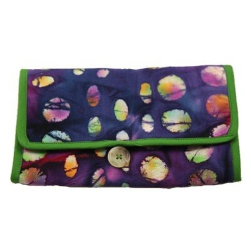 Knitter's Pride Fabric Interchangeable Needle Case - Eden Trail (EDENTRAIL)