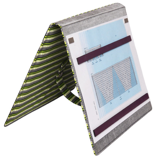 Knitters Pride Fold Up Style Pattern Holder At Webs Yarn