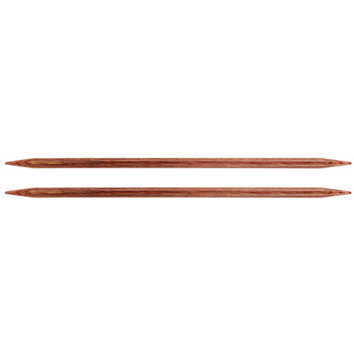 """Knitter's Pride Ginger 8"""" Double Pointed Needles - Size 6, 4.0mm (6)"""