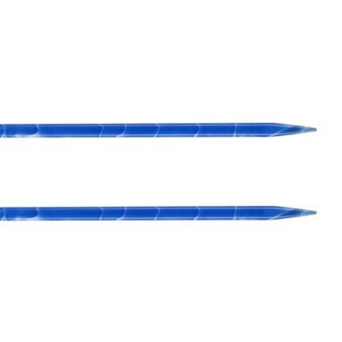 """Knitter's Pride Marblz Double Pointed Needles 6"""" - US 8, 5.00mm (8)"""