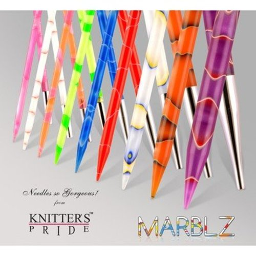 Knitter's Pride Marblz Interchangeable Circular Needle Designer Set -  ()