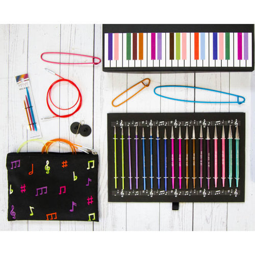 Knitter's Pride Melodies of Life - Zing Interchangeable Needle Set -  ()