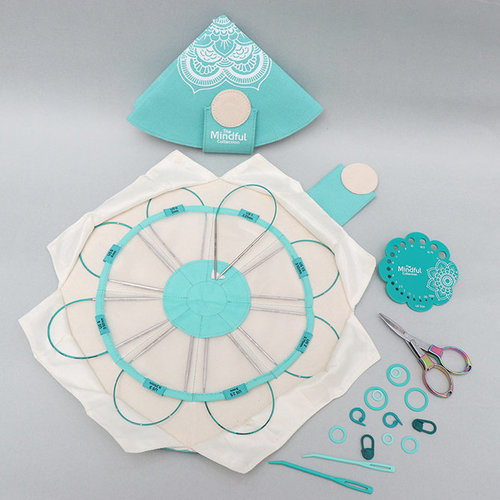 Knitter's Pride Mindful Collection Lace Fixed Circular Needle Set - Explore -  ()