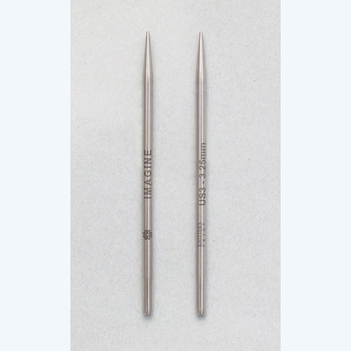 Knitter's Pride Mindful Collection Lace Special Interchangeable Needle Tip - US 3 (3.25mm) (3)