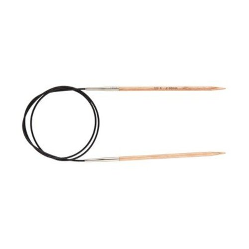 "Knitter's Pride Naturalz 47"" Fixed Circular Needles -  ()"