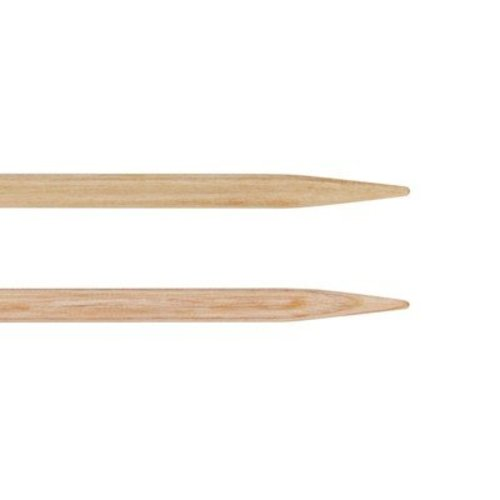 """Knitter's Pride Naturalz 5"""" Double Pointed Needles - US 1, 2.25mm (1)"""
