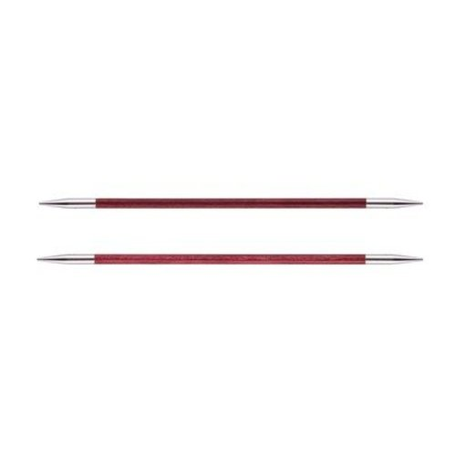 "Knitter's Pride Royale 8"" Double Pointed Needles - US 6, 4.0mm (6)"