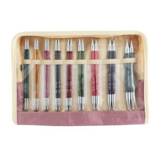 Knitter's Pride Royale Deluxe Interchangeable Circular Needle Set -  ()