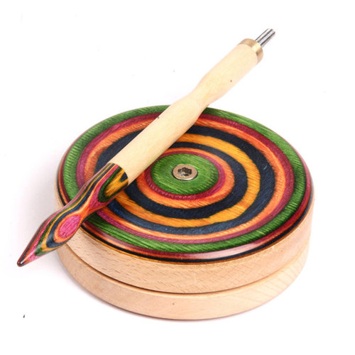 Knitter's Pride Signature Series Wooden Yarn Dispenser - Signature (SIGN)