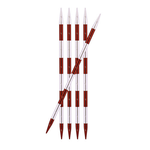 """Knitter's Pride SmartStix 8"""" Double Pointed Needles - US 10, 6.0mm (10)"""
