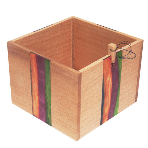 Knitter's Pride Wooden Yarn Box - Signature (SIGN)