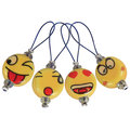 Knitter's Pride Zooni Stitch Markers - Smileys (SMILE)