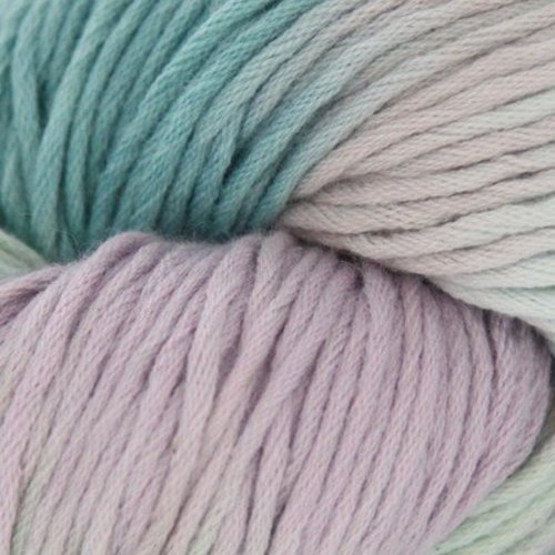 Knitting Fever Cuddly Cotton Multis -  ()