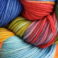 Knitting Fever Indulgence Hand Painted - Campo di Rossi (14)