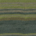 Knitting Fever Luxury Indulgence Cashmere - Bengala Print - Forest, Lime (1503)