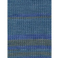 Knitting Fever Luxury Indulgence Cashmere - Bengala Print - Blues, Gray (1508)