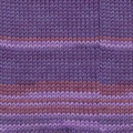 Knitting Fever Luxury Indulgence Cashmere - Bengala Print - Purples, Rose (1509)