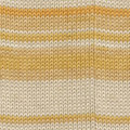 Knitting Fever Luxury Indulgence Cashmere - Bengala Print - Yellow, Cream (1510)