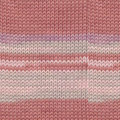 Knitting Fever Luxury Indulgence Cashmere - Bengala Print - Rose, Pinks (1512)