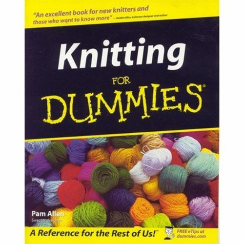 Knitting for Dummies -  ()
