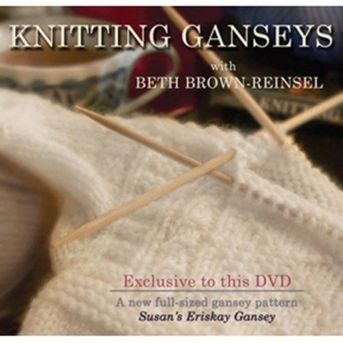Knitting Ganseys with Beth Brown-Reinsel DVD -  ()