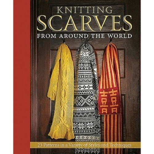 Knitting Scarves from Around the World -  ()