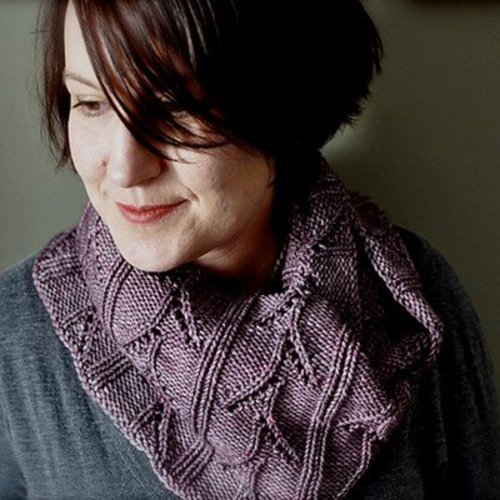 Knitting School Dropout Everett Cowl PDF -  ()