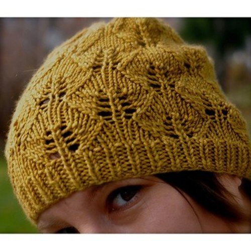 Knitting School Dropout Irving Hat PDF -  ()