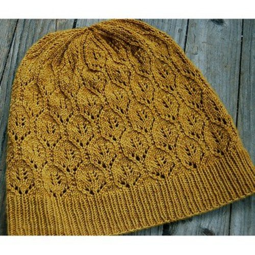 Knitting School Dropout Skinner Hat PDF -  ()
